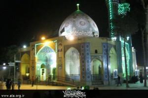 حرم-حضرت-زینب